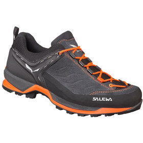 SALEWA MTN Trainer Shoes Men asphalt/fluo orange
